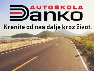 Autoškola Danko dana 1.2.2021 obilježava svoju 22. godinu rada