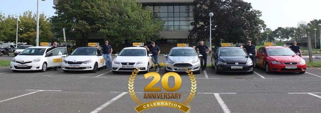 20 godina postojanja